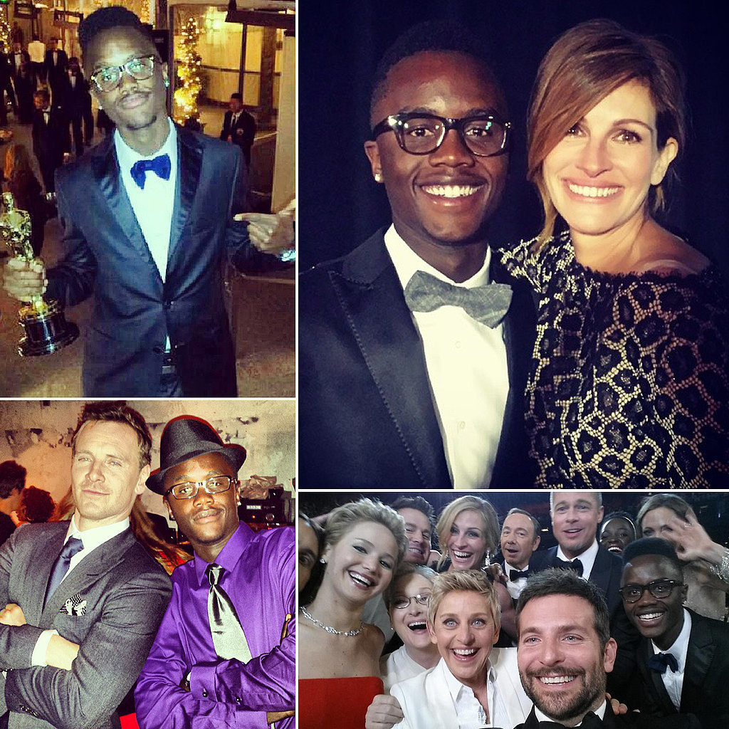 Remember When Lupita's Brother Had the Best Award Season Ever?