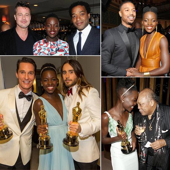 These Guys Couldn't Get Enough of Lupita Nyong'o