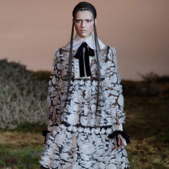 Alexander McQueen Fall 2014 Runway Show   Paris Fashion Week