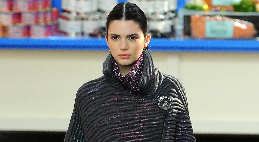 kendall jenners modeling career popsugar celebrity