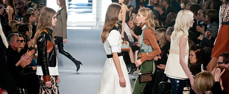 Nicolas Ghesquière Makes a Clean Start at Louis Vuitton