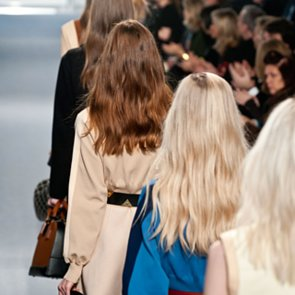 Louis Vuitton Fall 2014 Hair and Makeup | Runway Pictures