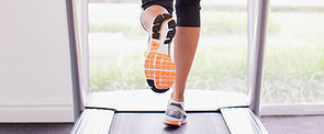 A 20-Minute, Calorie-Burning Treadmill Workout