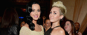 It Started Out as a Kiss, How Did Miley and Katy End Up Like This?