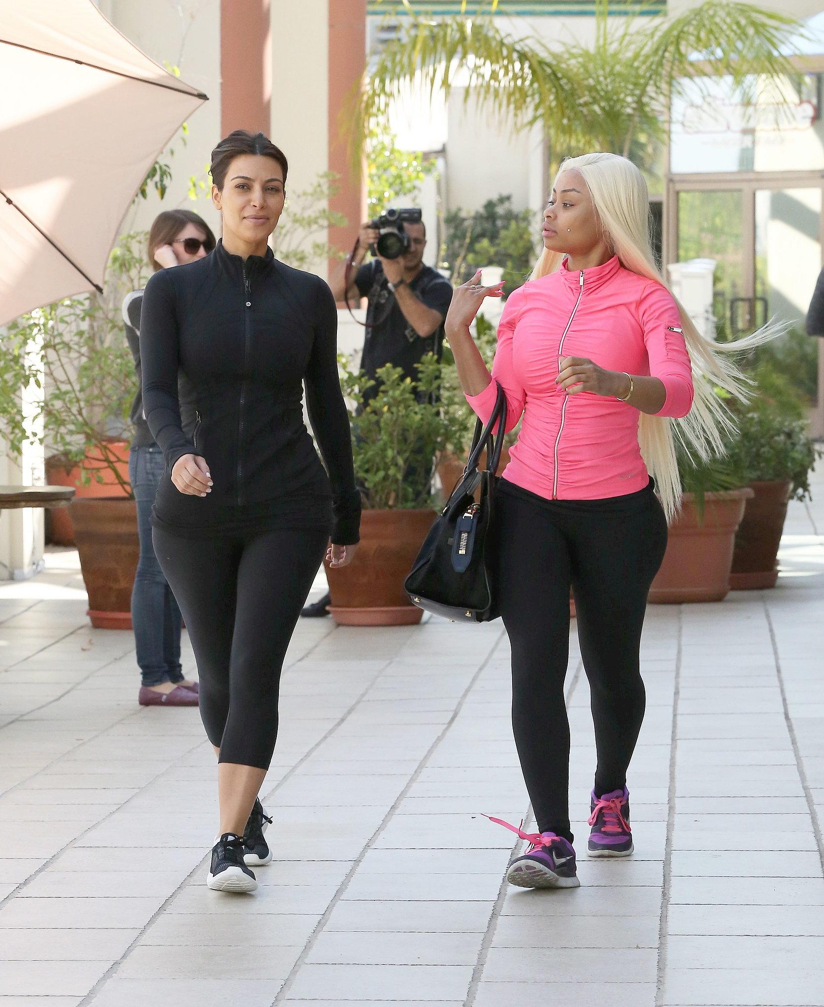 """Kim Kardashian Explains Her """"Fake House"""" Controversy"""