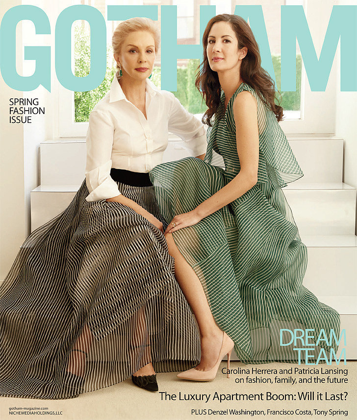 Gotham Spring Fashion Issue 2014
