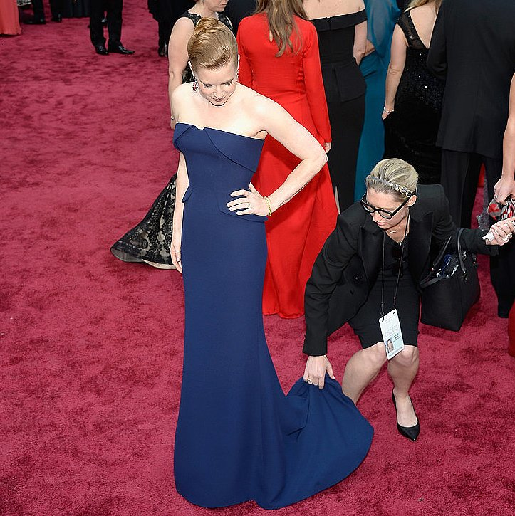All Aboard the Red Carpet Train