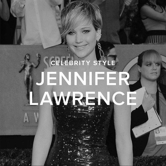 Jennifer Lawrence Style | Shopping