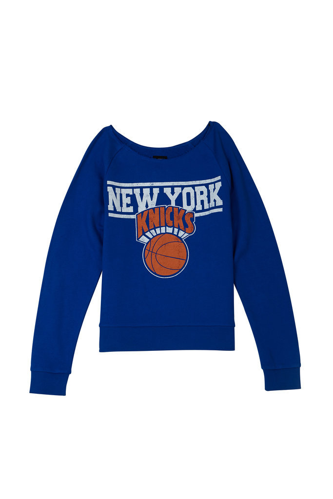 Forever 21 x NBA Knicks Sweatshirt