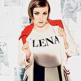 Lena Dunham Causes Just as Much of a Stir Fully Clothed