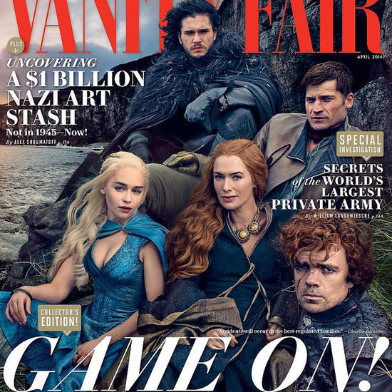 Vanity Fair Game of Thrones Issue