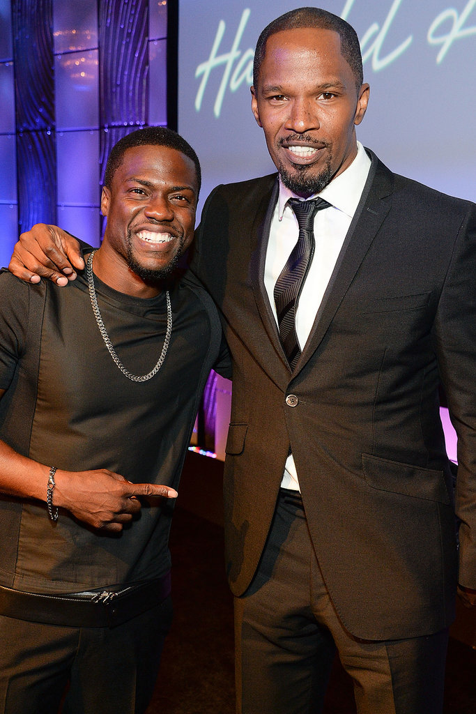 Kevin Hart and Jamie Foxx are joining forces for Black Phantom, about a pair of hitmen.