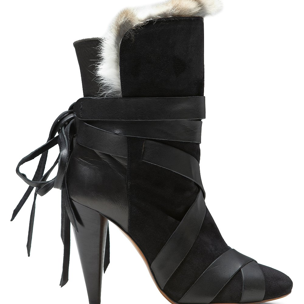 Isabel Marant Fall 2014 Shoes and Bags