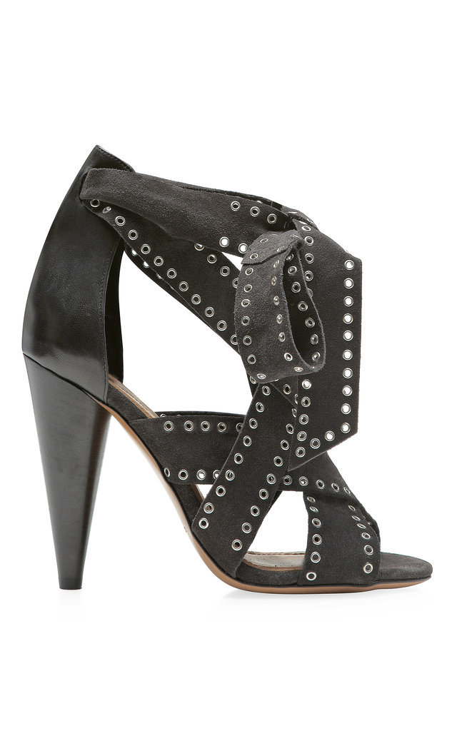 Isabel Marant black Anaid shoe ($1,130)