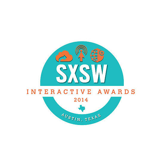 SXSW Interactive Winners 2014