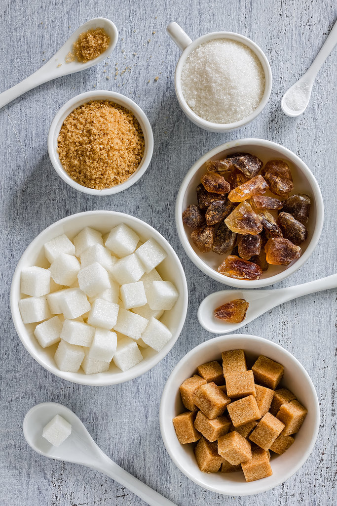 The Four Main Types of Sugar