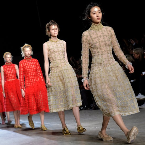 LVMH Young Fashion Designers Prize 2014