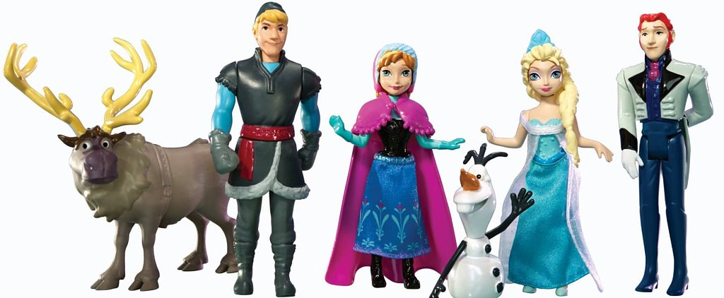 24 Frozen Toys to Carry Your Elsa- and Anna-Lovers Away to Arendelle