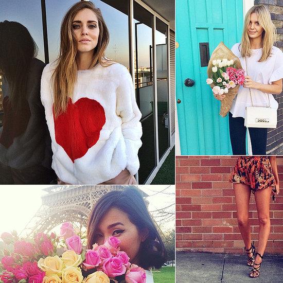 Most Popular Fashion & Style Instagrams; Chiara Ferragni