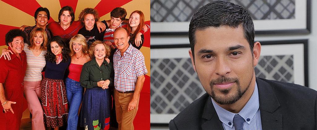 """We're All Down!"" Wilmer Valderrama Hints at a That '70s Show Reunion"