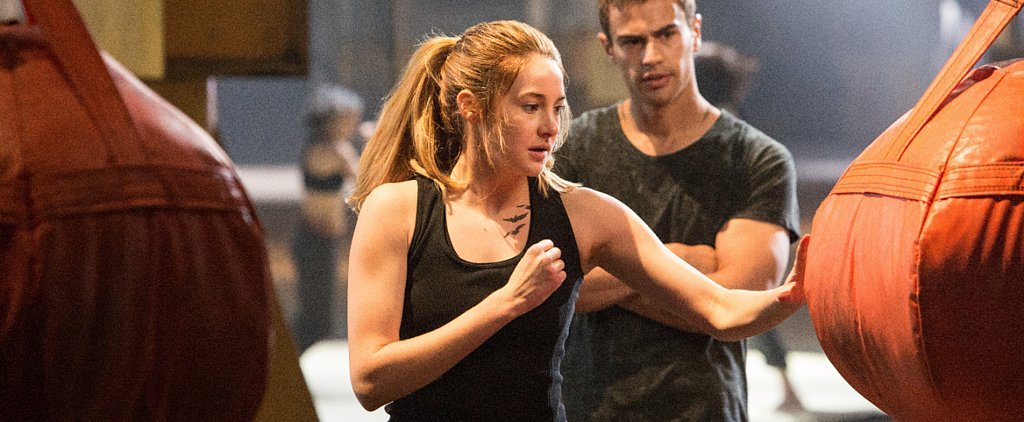 Will the Divergent Ponytail Reach the Heights of the Katniss Braid?