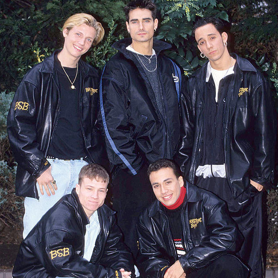 Young Backstreet Boys Pictures