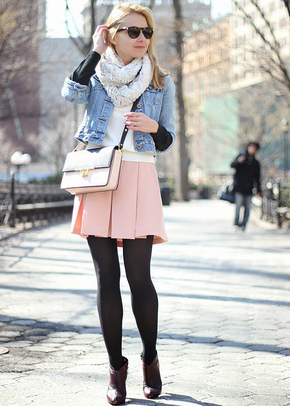 Congrats, thesteelemaiden! How adorable is your flirty pink skirt?