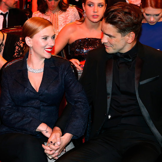 "Scarlett Johansson: I'm Going to ""Wing It"" at My Wedding"