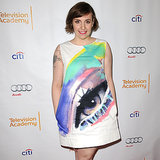 Lena Dunham Eye Dress South by Southwest | Video