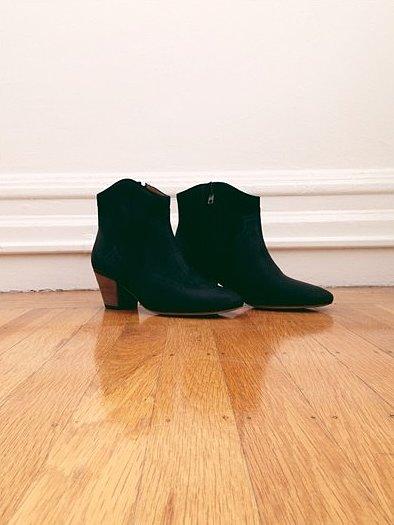 Closet Staple: Isabel Marant Booties