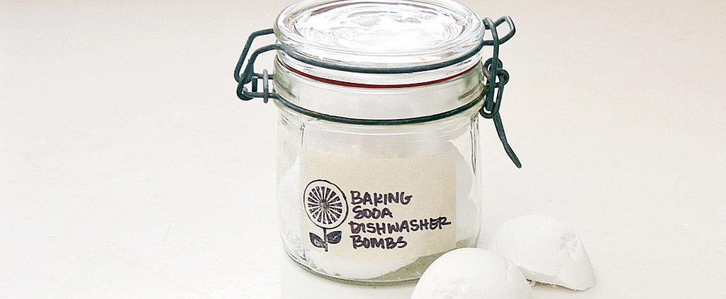 Clean Your Dishwasher With a Baking-Soda Bomb