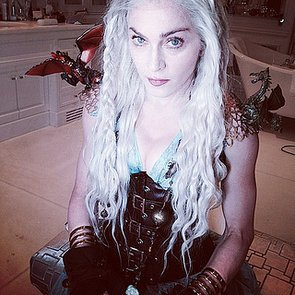 See Madonna's Game of Thrones Beauty Look
