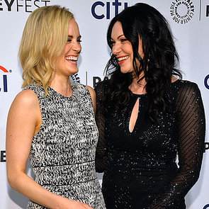 Celebrities at PaleyFest 2014