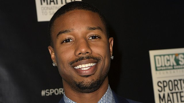 Michael B. Jordan Geeks Out For a Cause