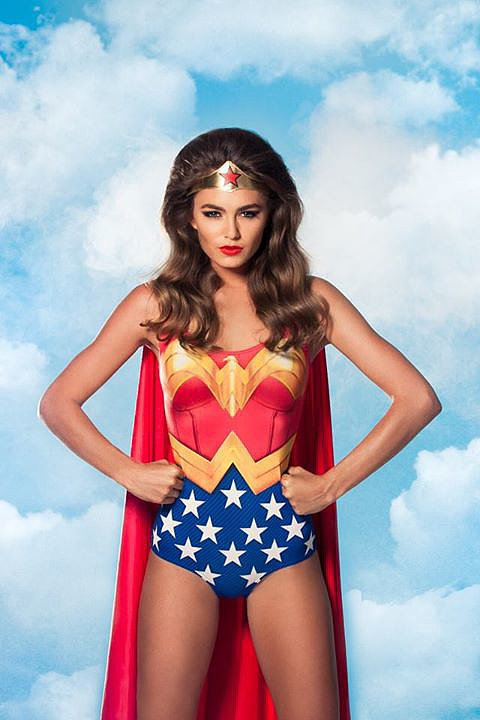 Capes Included in Black Milk's Superheroes Line