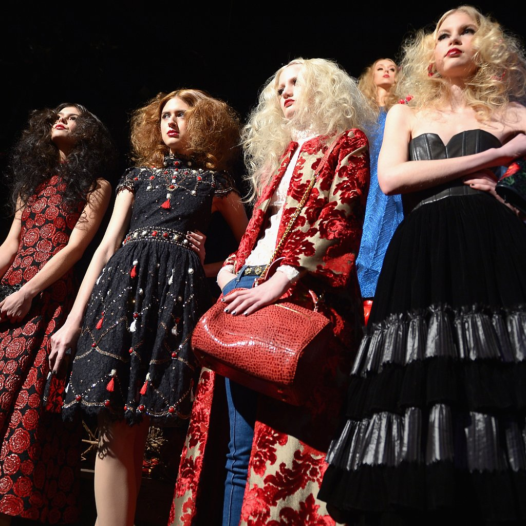 The Alice + Olivia Showroom Is Showstoppingly Inspirational
