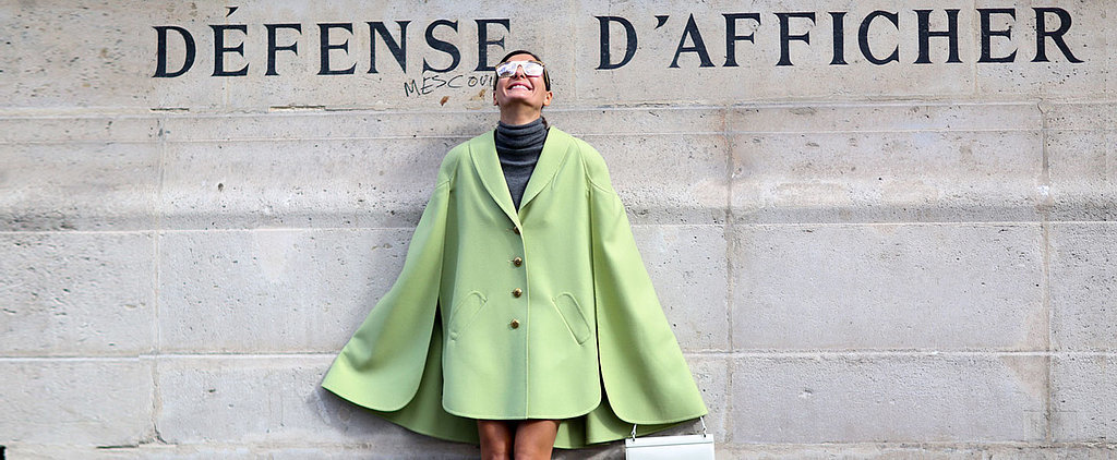 Try the Colour Trend Street Style Stars Are Obsessing Over