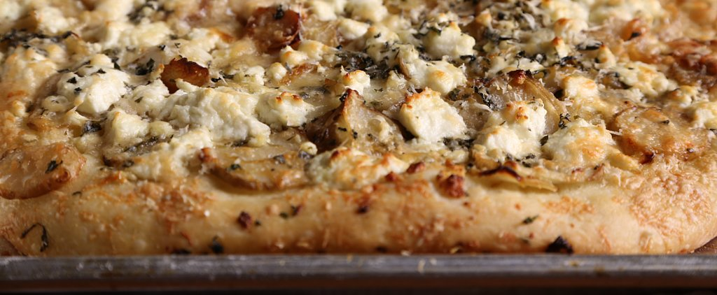 Greet Spring With Goat Cheese Focaccia