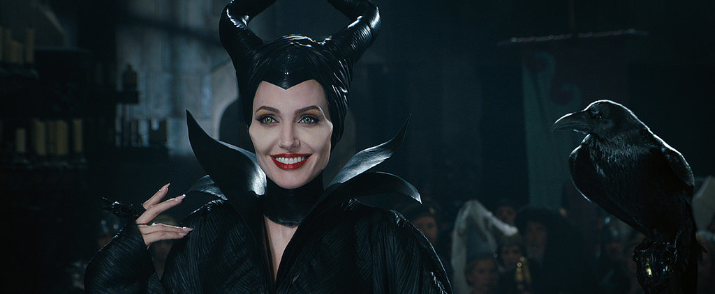 11 Chilling Maleficent GIFs That Prove Angelina Jolie Is the Ultimate Villain
