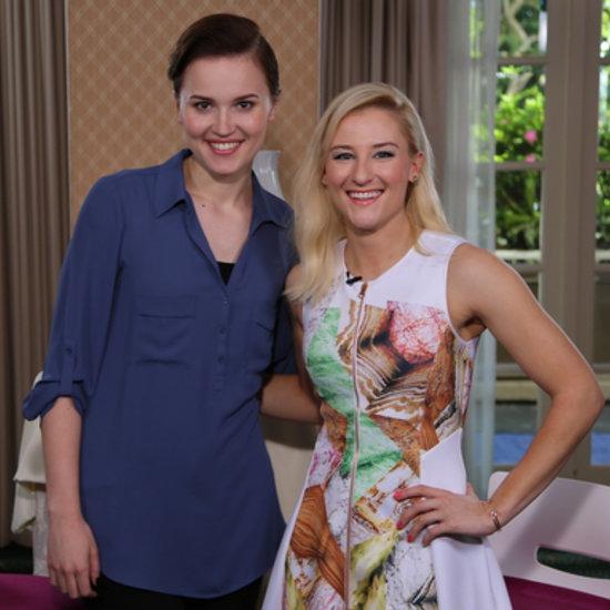 Veronica Roth Divergent Interview (Video)
