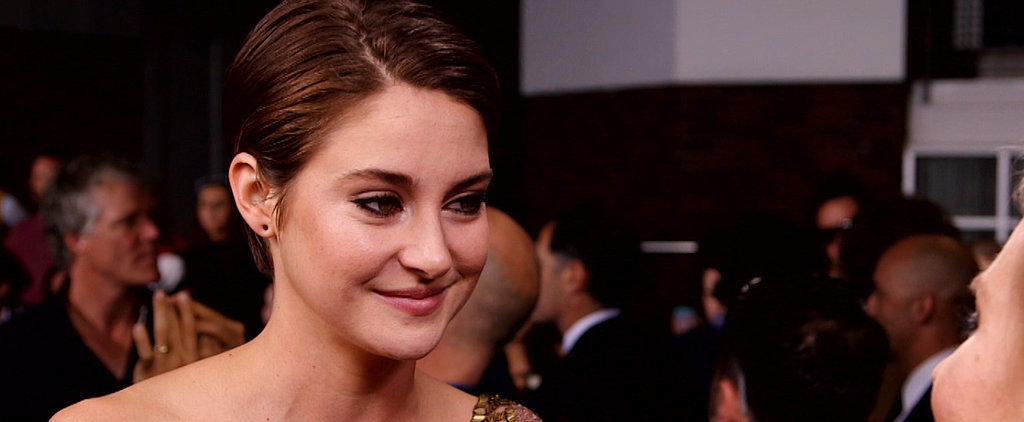 Shailene Woodley: I See a Lot of George Clooney in Theo James