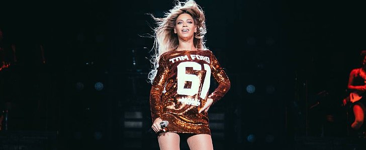Beyoncé Is the First to Rock Tom Ford Fall 2014