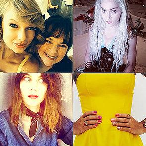 Celebrity Beauty Instagrams | March 19, 2014