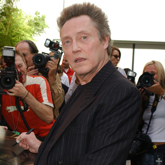 Christopher Walken Can't Stop Dancing