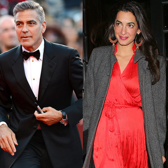 George Clooney's New Girlfriend Amal Alamuddin | Video