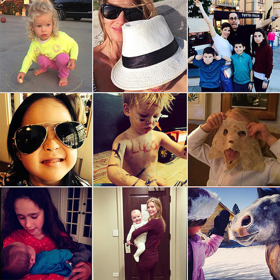 Maxwell, Naleigh, Luca, and More: Celeb Parents' Best Photos of the Week