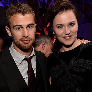 Veronica Roth Interview at Divergent Premiere   Video