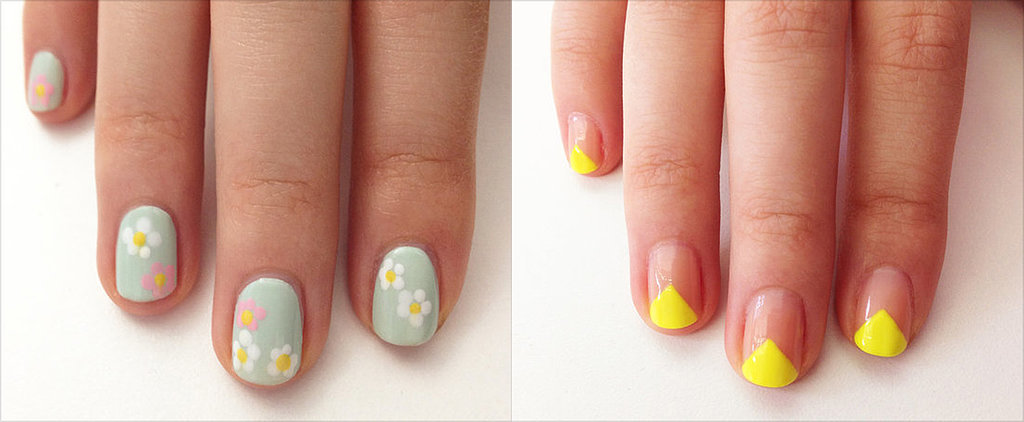 13 Nail Art Designs You Can Totally Do at Home