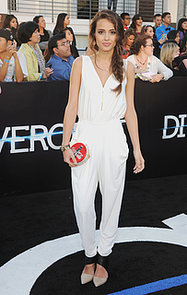 Shop Chelsea Gilligan's Outfit From the Divergent Premiere