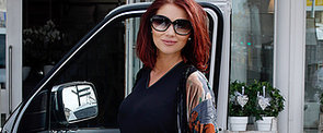 Amy Childs Surprises Us With a Smart/Casual Look We Want to Copy